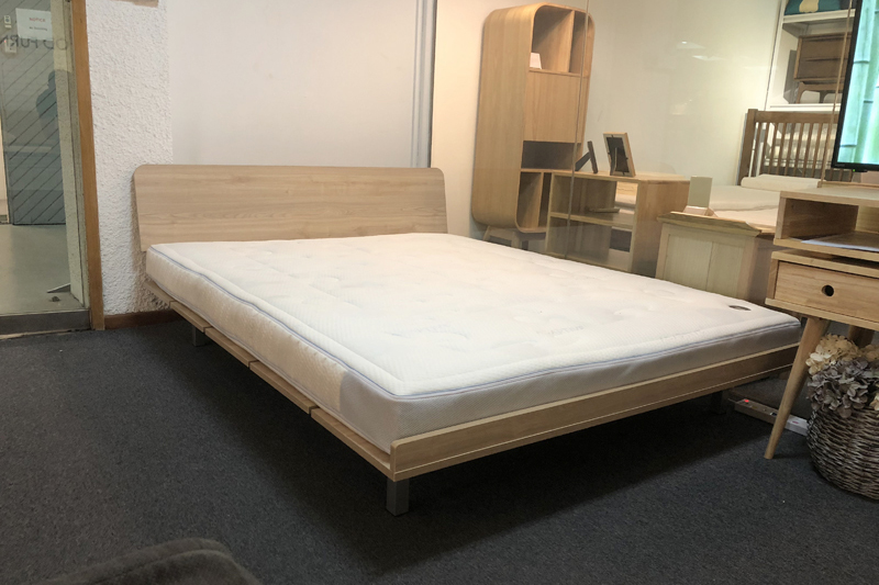 Wood Bed Frame Singapore Platform Amaya 3 New 2