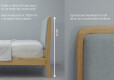 Beaufort Bed Frame_Oak_8