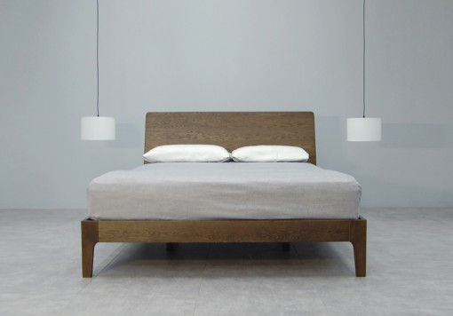 Beaumont Bed Frame_Walnut_1
