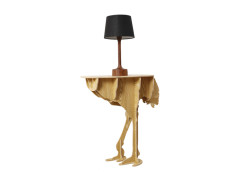Diva Ostrich Table (Replica) (11)