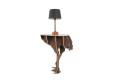 Diva Ostrich Table (Replica) (7)