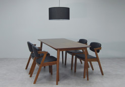 Julien Dining Table_Walnut_5