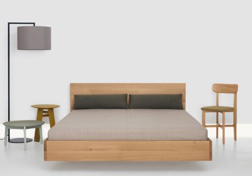 Lisandro Wooden Bed Frame2