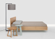 Lisandro Wooden Bed Frame3