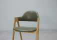 Prisma Chair_Olive PU_2