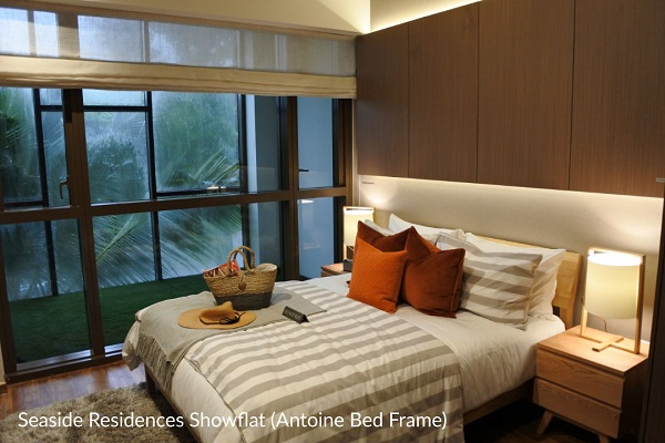 Seaside Residences Condo Showflat