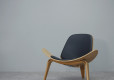 Shell Chair Replica_Black_1