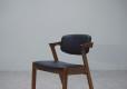 Spade Chair_Black PU_2