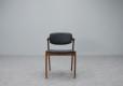 Spade Chair_Black PU_3