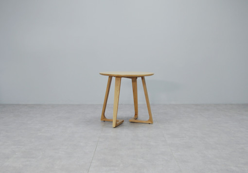 Visby Side Table_Oak_1