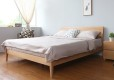 Wood Bed Frame Singapore Antoine (1)