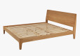 Wood Bed Frame Singapore Beaumont New (7)