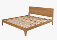 Wood Bed Frame Singapore Beaumont New (8)