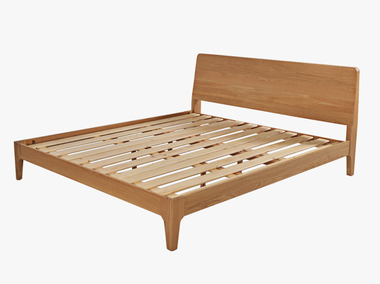 Wooden bed frame beaumont wooden bed frame for New bed frame