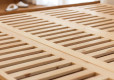 Wood Bed Frame Singapore Thames Oak (3)