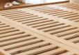 Wood Bed Frame Singapore Thames Oak (3)