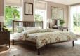 Wood Bed Frame Singapore Thames Walnut (3)