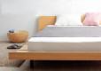 Wood Bed Frame Singapore_Platform Bed Amaya (2)
