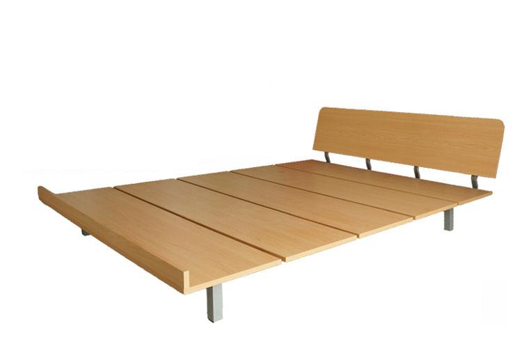 Wood Frame For Adjustable Bed