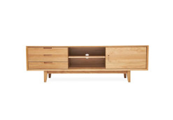 Wood TV Console Singapore Namu N7_1