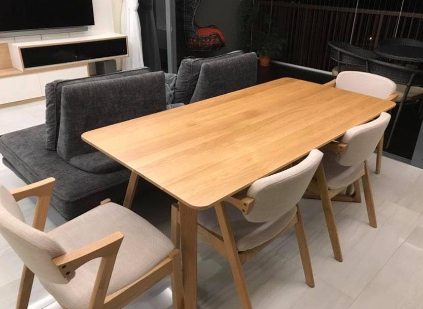 Wood Furniture Singapore Scandinavian Design Namu Wood Furniture